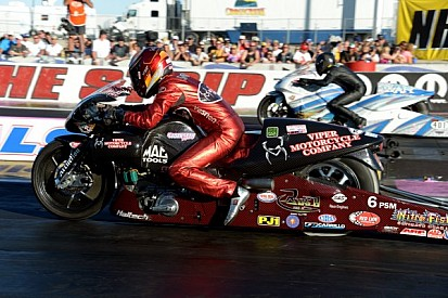 Matt Smith hopes home-track advantage pays off at zMAX Dragway
