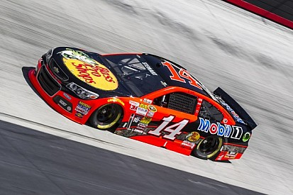 Tony Stewart: A match for the masters