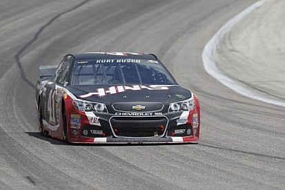 Kurt Busch: Qualified speed