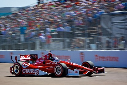 Target Chip Ganassi Racing Long Beach advance notes