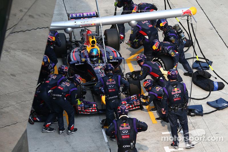 Red Bull quit rumours 'nonsense' - Marko