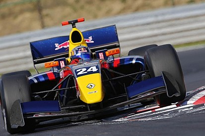 Carlos Sainz leads the way at Monza