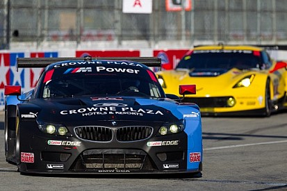 BMW Team RLL qualifies second and third at Long Beach