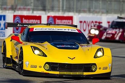 Long Beach: First pole position for Chevrolet Corvette C7.R