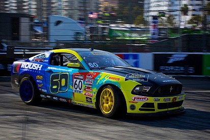 O'Connell, Roush Jr. take poles in GT, GTS at Long Beach