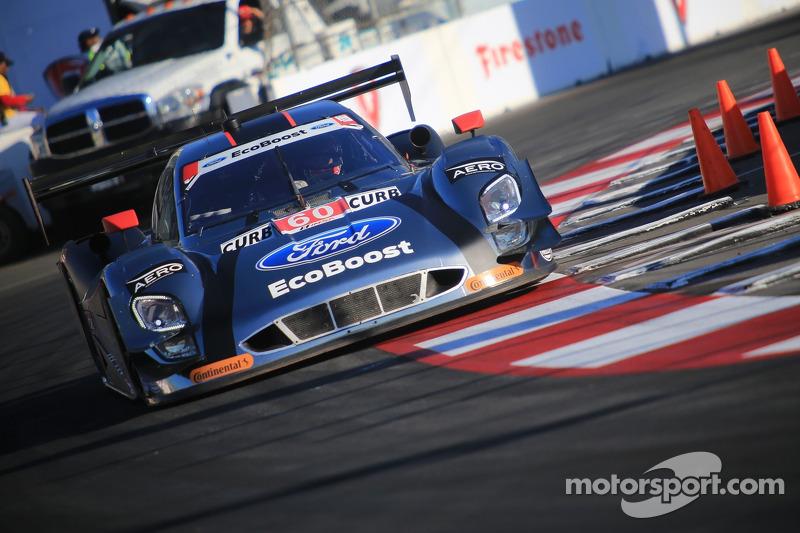 Michael Shank Racing posts fastest lap at Long Beach Grand Prix