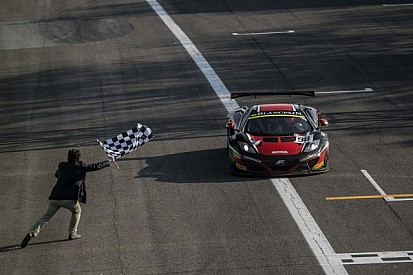 ART Grand Prix McLaren takes first win of the season in Monza