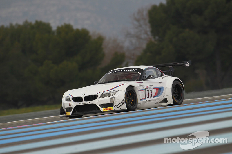Four former F1 drivers take on best GT drivers