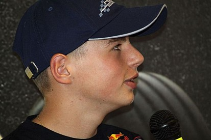 """Jos Verstappen: """"Here, Max will learn on a professional level"""""""
