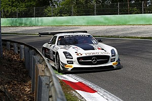 Blancpain Endurance Race report Primat claims strong fifth in Blancpain Endurance Series opener
