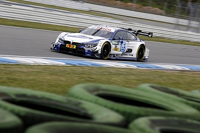 The countdown is on: BMW completes its final test before the opener in Hockenheim