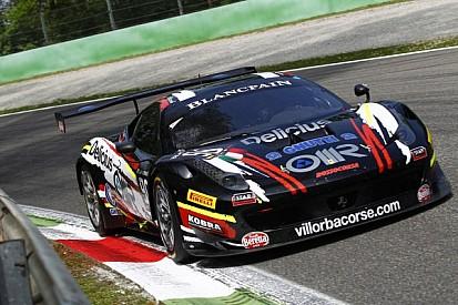 Filip Salaquarda proud to wear Ferrari colors in Nogaro