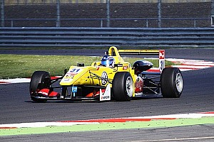 F3 Europe Qualifying report Blomqvist on pole for first Silverstone race