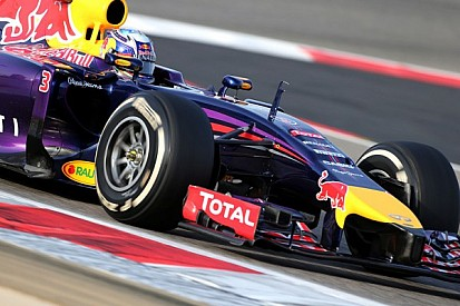 Red Bull and Williams top final practice charts