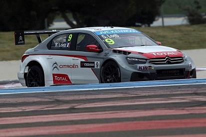 Sébastien Loeb leads Citroën 1-2-3 in qualifying