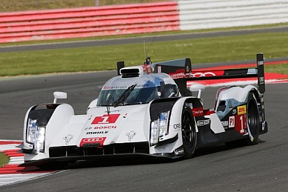 World Champions Audi start from front row