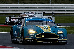 WEC Qualifying report A mixed qualifying session for Aston Martin Racing