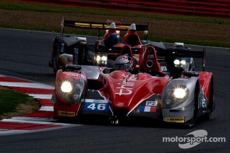 The Onroak Automotive Morgan LM P2s clinch a double podium finish