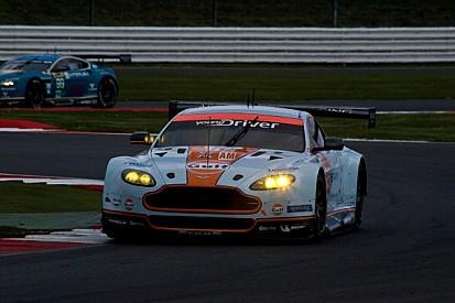 Triple podium for Aston Martin at season-opener