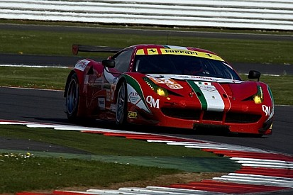 Hugely competitive debut for Lyons at Silverstone