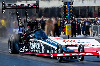 Texan Steve Torrence has first Texas Top Fuel win in sights at SpringNationals