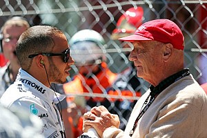Formula 1 Breaking news Lauda gave Hamilton 'money can't buy' reward