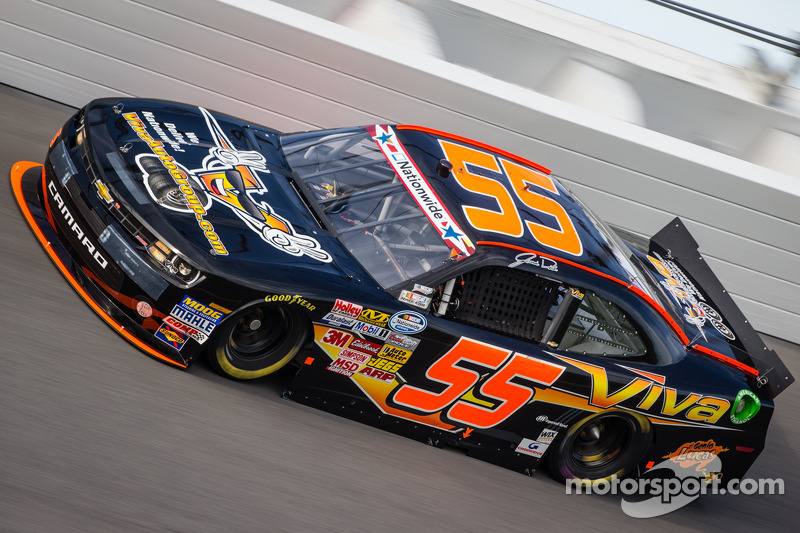 Jimmy Weller - NASCAR Nationwide Richmond preview