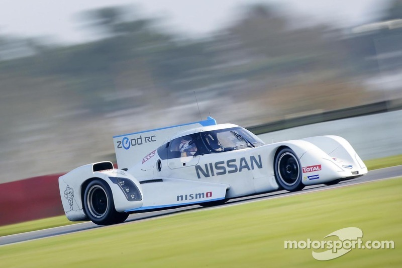 Lucas Ordóñez excited about Nissan ZEOD RC challenge - video