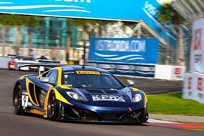 K-PAX Racing McLaren 12C GT3s head to Barber Motorsports Park this weekend