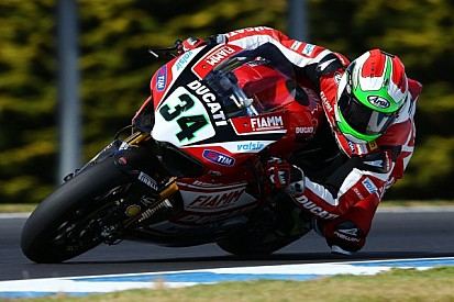 Giugliano blitzes the field on opening day