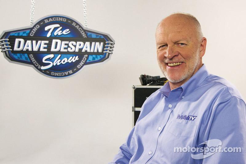 Despain's back on TV: NASCAR, drag racing, monster trucks -- everything is fair game