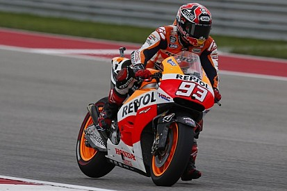 Marquez secures fastest lap on first day of practice in Argentina