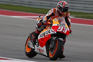 MotoGP Breaking news Marquez secures fastest lap on first day of practice in Argentina