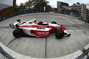 Indy Lights Race report Veach wins at Barber