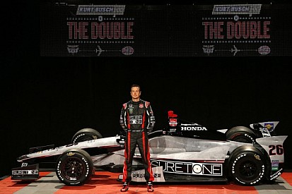 Kurt Busch partners with Suretone for Indianapolis 500 run