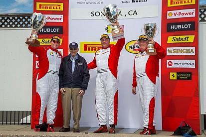Scuderia Corsa sees success at Sonoma