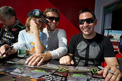 Eversley to make LMPC debut at Laguna Seca this weekend