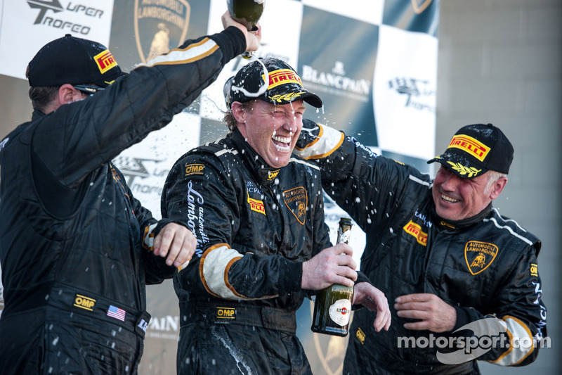 Al Carter ready to tackle TUSC, CTSCC, and Blancpain Super Trofeo this weekend