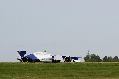 Nuclear millions powering de Silvestro's F1 push