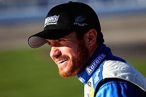 NASCAR Cup Brian Vickers ready for NASCAR's biggest track