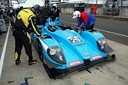 Pegasus Racing's Morgan-Nissan LM P2 gets Le Mans 24 Hours grid slot