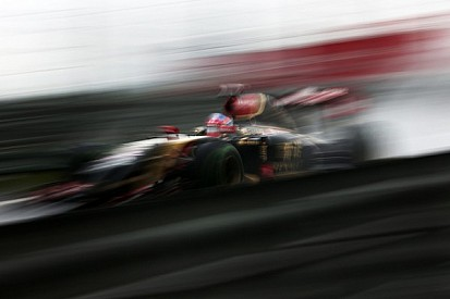 Lotus E22 will have new parts in Barcelona