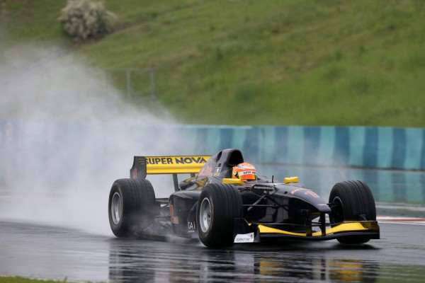 Auto GP Markus Pommer takes maiden Auto GP pole position in Budapest