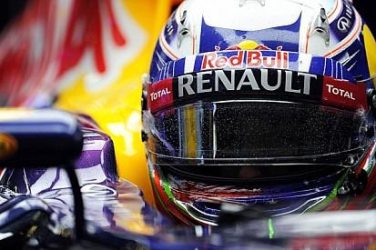 Infiniti Red Bull Racing ahead of the Spanish GP