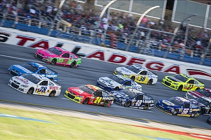 Talladega frights: Never underestimate this place, on and off the track