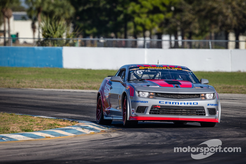 Stevenson Motorsports set for Continental Tire Monterey Grand Prix at Laguna Seca