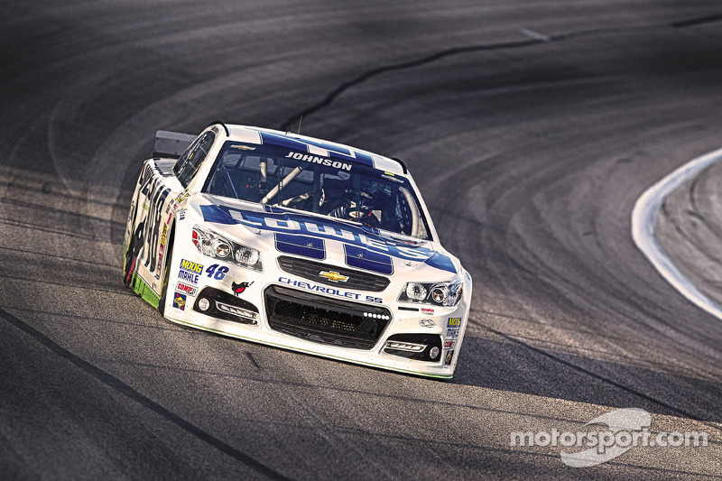 Jimmie Johnson Chevy >> Chevy Nscs At Talladega One Jimmie Johnson