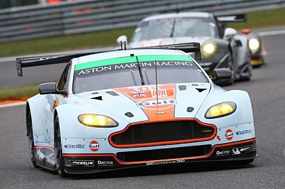 Double podium for Aston Martin Racing at Spa-Francorhamps