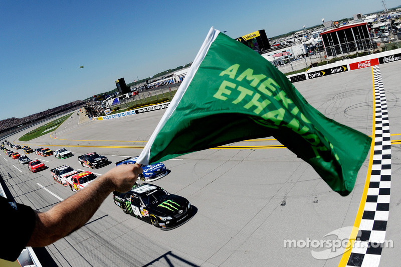 Will part-time Nationwide seat with Gibbs benefit Hornish?