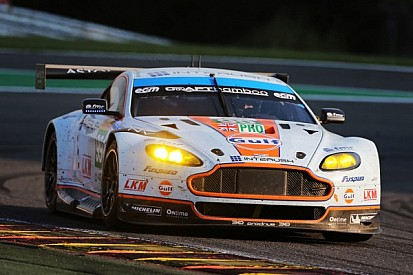 Craft-Bamboo Racing takes huge steps in Spa